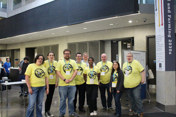 The organisers & volunteers of WordCamp Manchester 2015